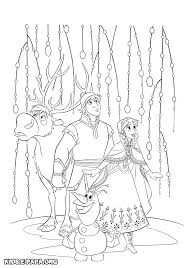 Holiday Coloring Pages » Elsa Frozen Coloring Pages - Free ...