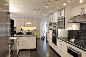 contemporary track lighting kitchen. decorative track lighting kitchen contemporary with range hood nickel kits