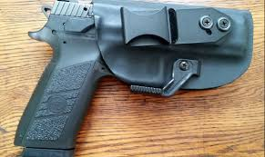 Vedder Light Tuck Iwb Holster Digtherig Mark And His Cz P 09 In A Vedder Holster