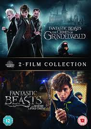Fantastic Beasts: [2 Film Collection] [DVD] [2018]: Amazon.co.uk: DVD &  Blu-ray