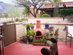 Small Picture Beautiful Mexican Garden Patio Design Mexican Design Pinterest