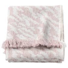 Купить КАПАСТЕР <b>Плед</b>, белый, розовый по выгодной цене в ...