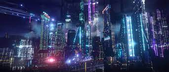 Neon City Lights 4k, HD Artist, 4k ...