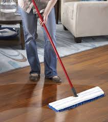 Best Mop For Kitchen Floor Review Dual Action Microfiber Flip Mop Youtube