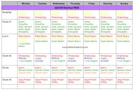30 day low carb meal plan vegan competition meal plan kuban minton
