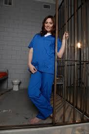Hot Dana Vespoli enjoys in passionate prison sex with her lesbian.
