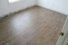 tile flooring bedroom. Remodel Small Bedroom Spaces With Wood Plank Floor Tile Painted Dark Brown Color Ideas Flooring D