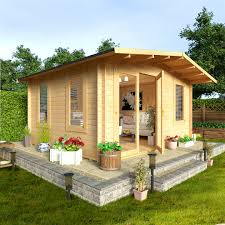 home office garden building. BillyOh 4.0 X Montana Garden Log Cabin Home Office Building