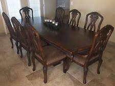 ashley furniture dining room set. ashley furniture north shore formal dining room set w/seating for 8