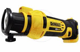 dewalt cordless grinder. new dewalt dcs551 dcs551b 20v max li-ion rotary drywall cordless cut-out tool dewalt grinder g