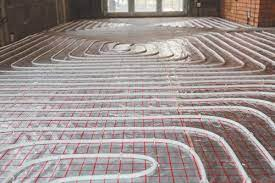 radiant floor heating cost cost to