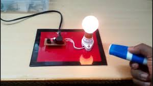 Light Switch Science Project Remote Control Light Bulb Switch Ece Eee Mini Project School Science Project
