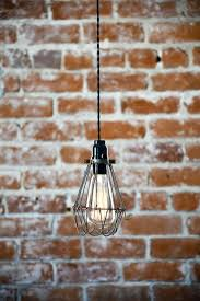 plug in pendant light industrial cage wire hanging pendant light or desk lamp handmade with plug plug in pendant light
