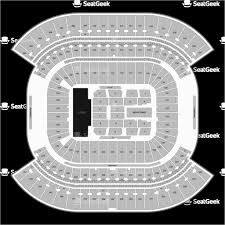 Riverfront Park Nashville Seating Chart Tennessee Titans Parking Map Nissan Stadium Seating Chart