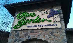 olive garden italian restaurant logan