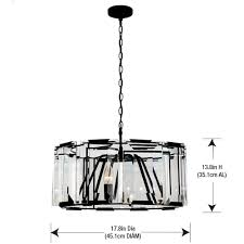 Easy Lite Pendant Light Easylite 4 Light Satin Black Pendant