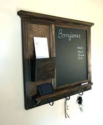 wall hanging mail organizer wall mail organizer hanging mail organizer chalkboard mail organizer letter holder key