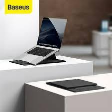 <b>Baseus Folding</b> Adjustable <b>Laptop Stand</b> Computer Holder Slim For ...