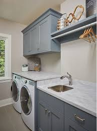 40+ Laundry Room Cabinets Ideas and Design Decorating Minimalist