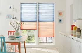 blinds for patio doors. Interesting Blinds SeritaCoralwithSeritaDenimPleatedblinds Throughout Blinds For Patio Doors T