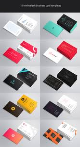 10 Free Business Cards 130 Best Free Psd Business Card Templates Techclient