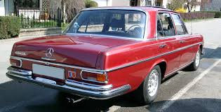 This is a very nice 1972 mercedes benz 280se 4.5 w108. Mercedes Benz W108