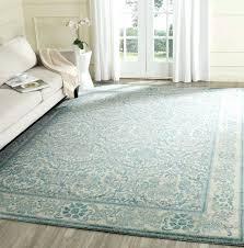 wayfair blue rug on commercial lark manor ivory light