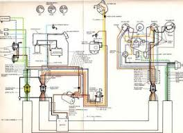 omc boat technical info Omc Wiring Diagram 1973 omc v8 shop manual schematic omc wiring diagrams free