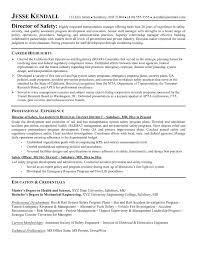 Hr Resume Sample Unique Safety Resume Examples Yeniscale