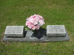 Ida Daniels Johnson (1906-1978) - Find A Grave Memorial