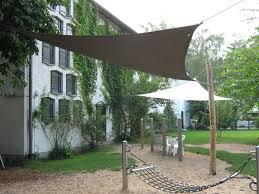 Neue Sonnensegel Installiert F Rderverein Kindergarten