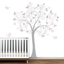 vinyl tree wall decal nursery wall decals