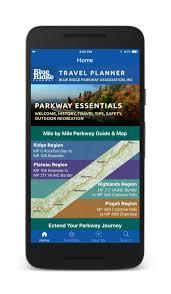 Trip Planner Calculator Blue Ridge Parkway Travel Planner Blue Ridge Parkway