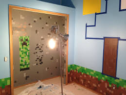 Minecraft Bedroom In Real Life Minecraft Bedroom Jon Zenor