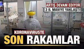 Son dakika: 18 Temmuz koronavirüs tablosu! Vaka, Hasta, ölü sayısı ve son  durum açıklandı - GÜNCEL Haberleri
