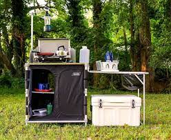 Here S How To Design And Organize An Easy And Practical Camp Kitchen Beyond The Tent