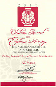 Aia Long Beach Awards Cal Poly Pomona Ac Martin