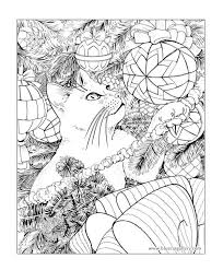 Bluecat Gallery Adult Coloring Books By Jason Hamilton Amazing