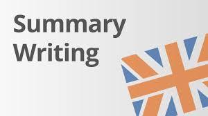 Wie Schreibt Man Eine Summary Englisch Texte Schreiben Und