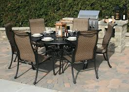 outdoor dining sets for 6. Perfect Dining Patio Dining Set For 6 Outstanding Chair  Sets Outdoor   To Outdoor Dining Sets For N