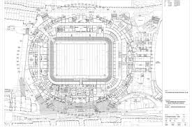 Stadium Planning Design Tottenham Stadium Details Emerge On Haringey Council Website