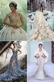 Traditional Wedding Dresses 2018 Designs 20 Fashion Forward Wedding Dresses Featuring 3d Effects And