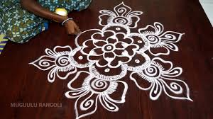 Small Picture latest simple rangoli designs muggulu designs simple rangoli
