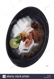 Vietnamese Noodle Soup with Mix Seafood ...