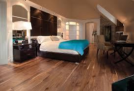 Bedroom Ideas Dark Wood Floor Home Attractive