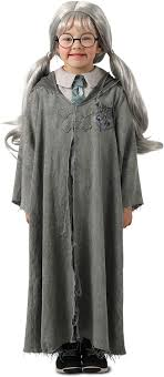 Amazon.com: Princess Paradise Harry Potter Moaning Myrtle Child's Costume,  X-Small/Small: Clothing