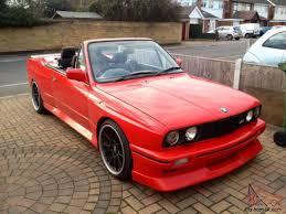 BMW E30 AC SCHNITZER AC S3 SPORT 2.7I E30 M3 OE BODY PANELS ALL BRAND