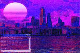 Purple Aesthetic Wallpaper Desktop ...