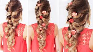 Luxy Hair Style the bow braid luxy hair youtube 7887 by wearticles.com