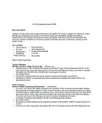 Objective For Construction Resume Objective For Construction
